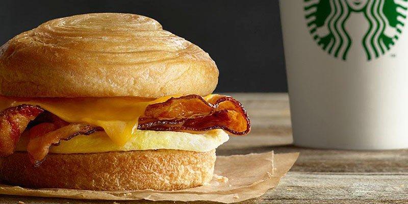 Panini colazione Starbucks contaminati da Listeria