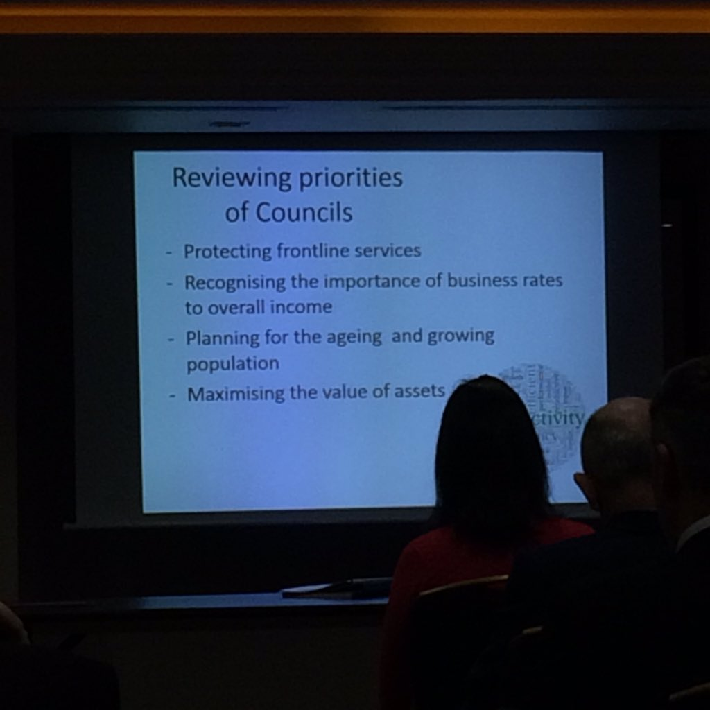 RT @JAMcEver Priorities must be reviewed by all Councils according to @Rochdale speaker Susan Ayres. #IGIncomeGen16 @LP_localgov