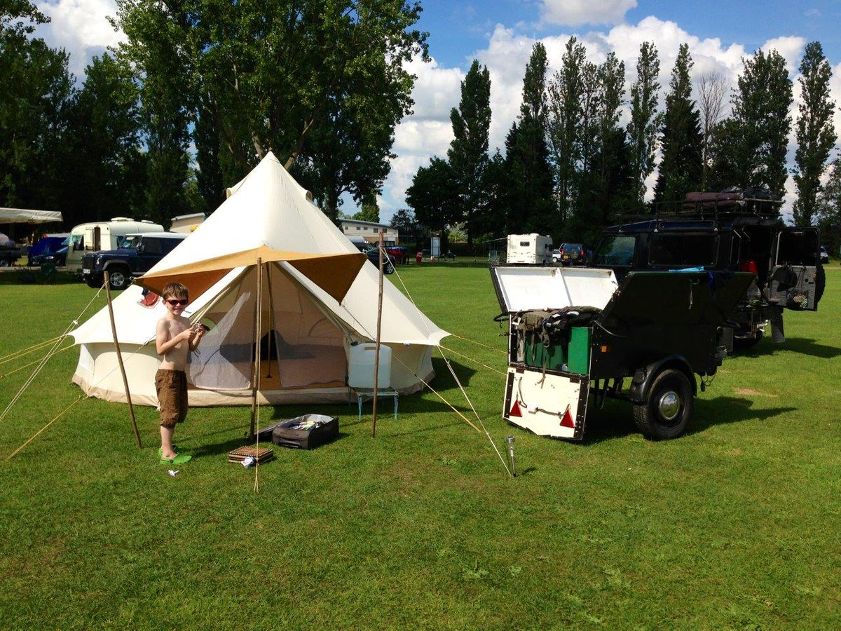 Neil Wragg on Twitter  summer touring in our restored ex GPO trailer Land Rover and @soulpad bell tent!@soulpad #LOVESOULPAD //t.co/lqRGijfw6p  & Neil Wragg on Twitter: