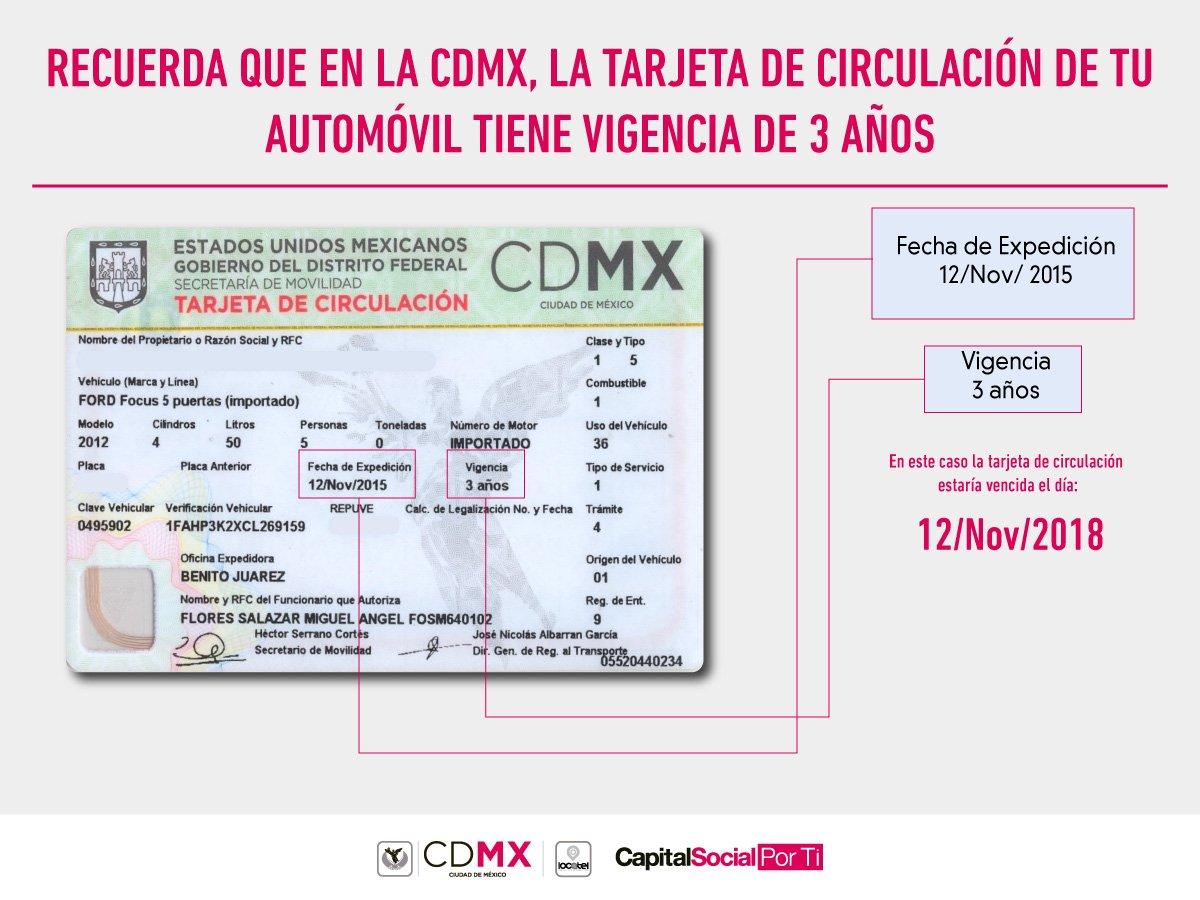 Locatel cdmx on twitter sabes cu ndo vence tu tarjeta - Medias para la circulacion ...