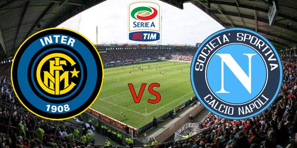 Dove vedere INTER-NAPOLI Streaming Video