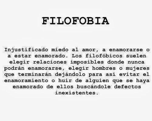 Frases De Amor On Twitter Frasesquemedanmiedo Filofobia