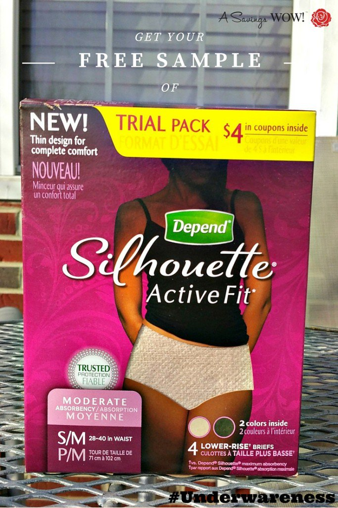 Have you tried @Depend? You won't even know it's there~free sample https://t.co/IoWCnt1brZ #underwareness #sp https://t.co/h6RjeAJCYM