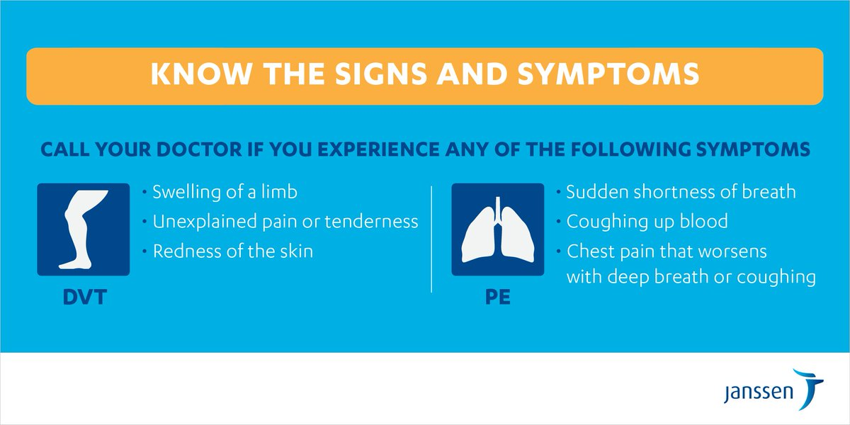 March is #BloodClotAwarenessMonth. Watch #MyStory & learn the signs & symptoms @ https://t.co/P8tQZOtCZQ @JanssenUS https://t.co/XoqwEqhSwE