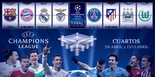 Diretta Champions: sorteggi quarti streaming rojadirecta senza la Juventus