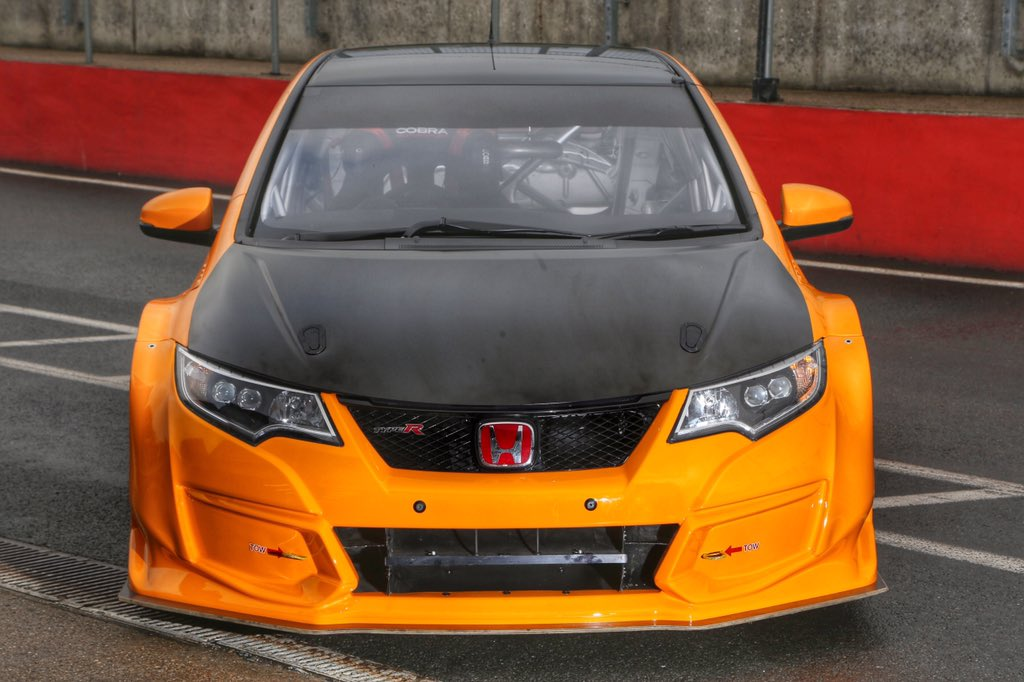 honda yuasa racing type r btcc 2016 civinfo. Black Bedroom Furniture Sets. Home Design Ideas