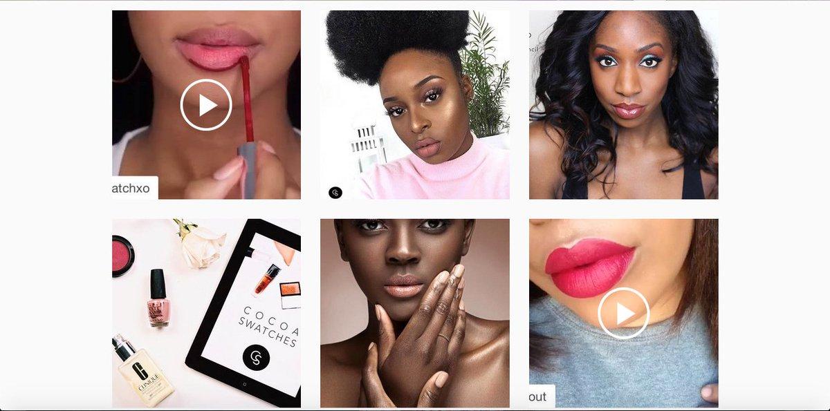 Meet @cocoaswatches, a must-have beauty app for dark girls: https://t.co/pPJRzy1Rix #appoftheweek https://t.co/JZRddugawy
