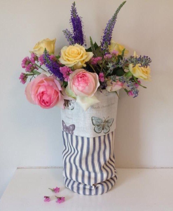 The Fabric Vase Co (@fabricvase) | Twitter on florist books, florist bowls, florist centerpieces, florist containers, florist tools,