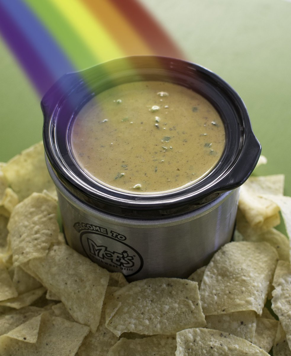 We're picking 3 random people to win a #StPatricksDay personal pot of Chili Con Queso aka liquid gold! RT to enter. https://t.co/kmH3yZAQdm