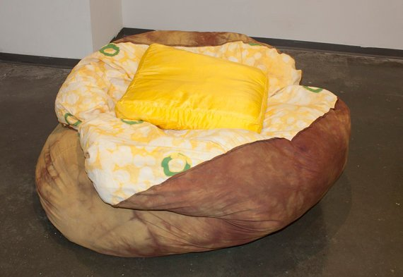 Make midterms more manageable with a giant baked potato bean bag. https://t.co/apYTfKfyVn https://t.co/tOKsF3EArM