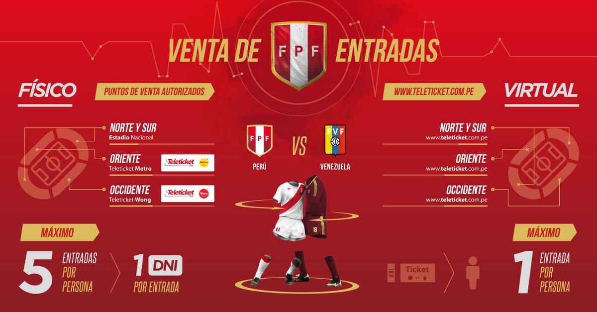 Federación Peruana De Fútbol On Twitter Puedes Comprar Tu