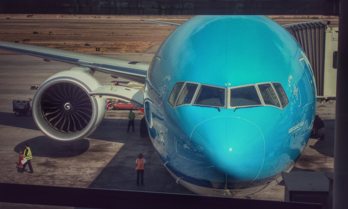 Thumbnail for Volando en la World Business Class de KLM