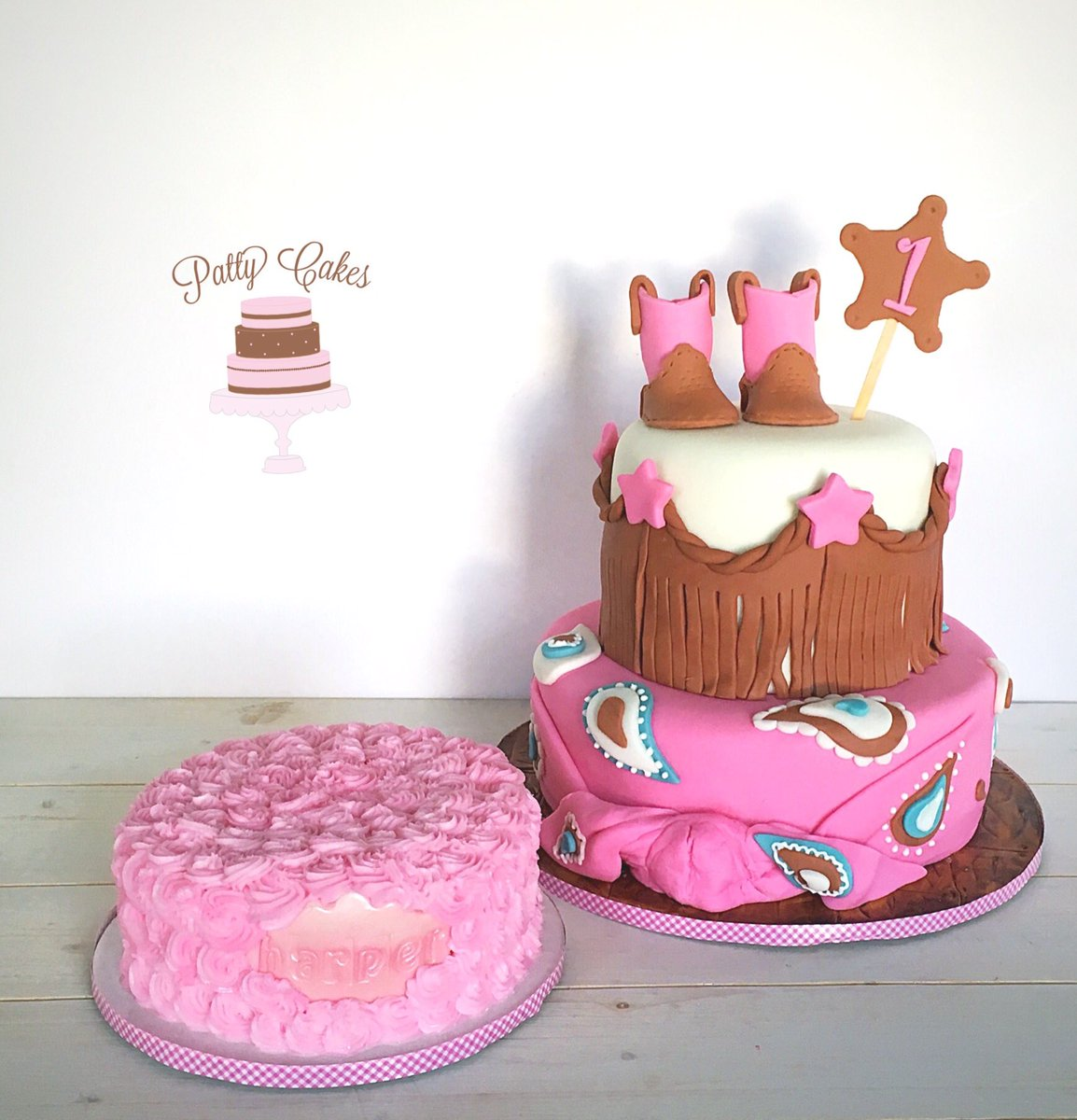 Tremendous Patty Cakes Bakes On Twitter Cowgirl Themed Birthday Cake And Funny Birthday Cards Online Chimdamsfinfo