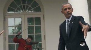 Obama meets with gangster rappers on criminal justice reform