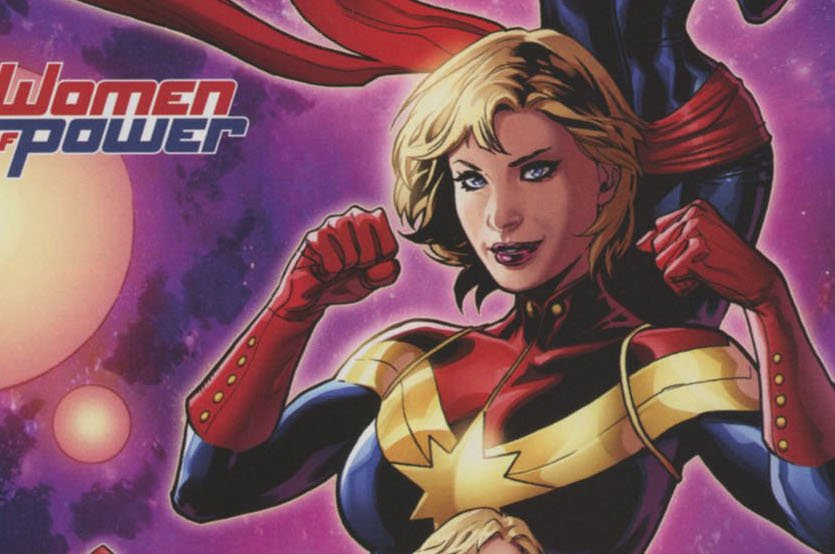 VARIANTS! Best of the Week! CAPTAIN MARVEL #3 @manulupac wp.me/p3SNYV-9FC