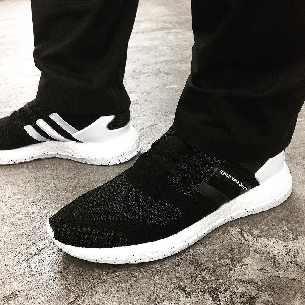 4300909b4cb15 16SS Y-3 PURE BOOST ZG KNIT Release on 18th Mar. Sizes range from 26 - 28cm  Price ¥44