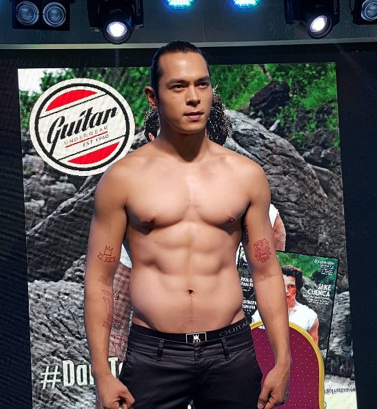 Who is Jake Cuenca