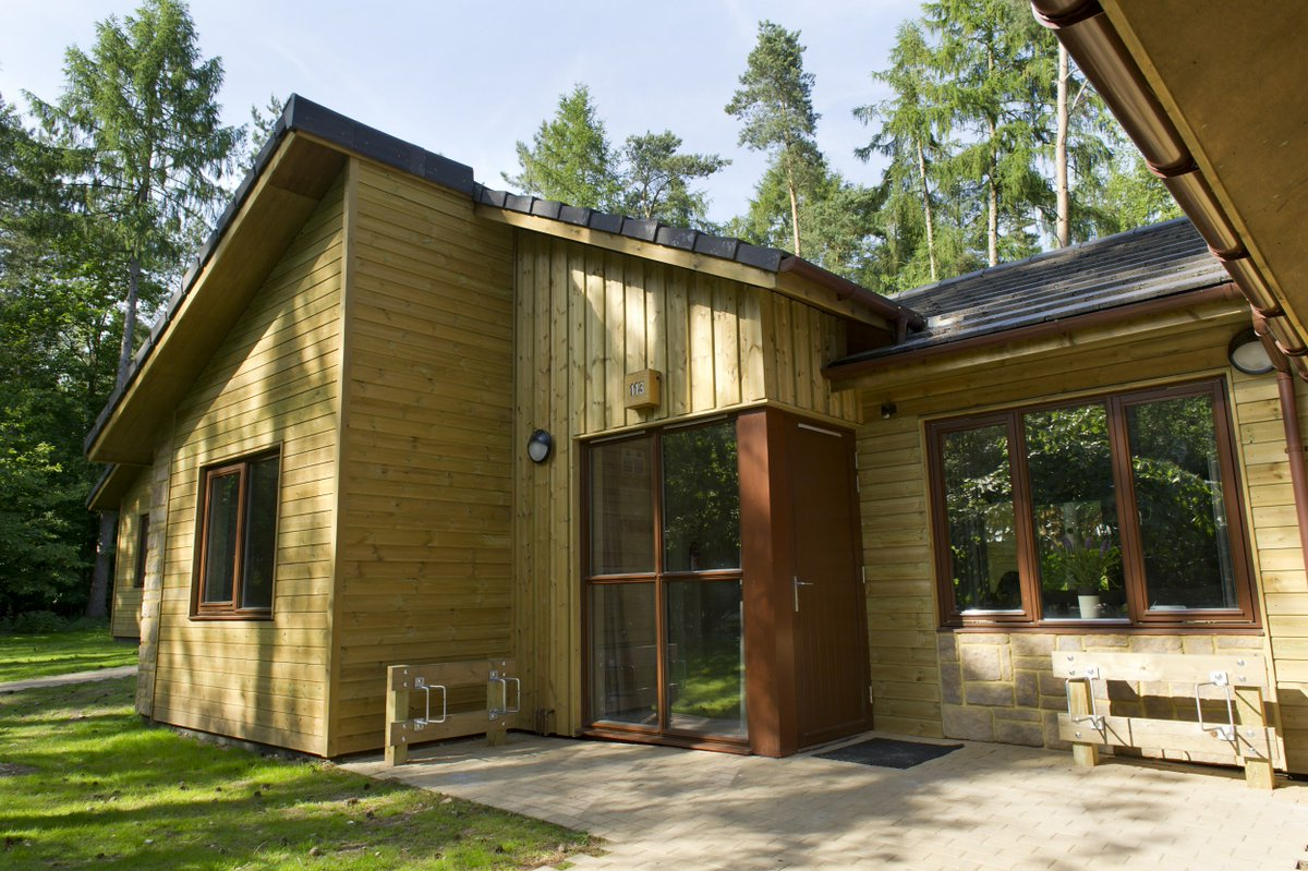 Sikkens Wood Coating On Twitter Great That Our Rubbol Wf 378 Fully Factory Finished System Put Final Touches To Center Parcs Windows Doors