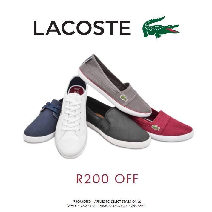 Ladies Lacoste Shoes At Spitz