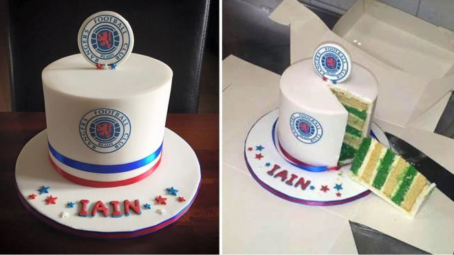 Celtic Cakes Glasgow