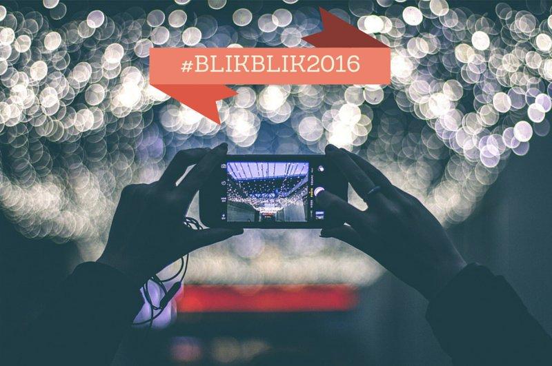 Budete postovat z BLIK BLIK Festivalu světla? Připojte hashtag #blikblik2016. Díky! :) https://t.co/RV4i0Zx7RO