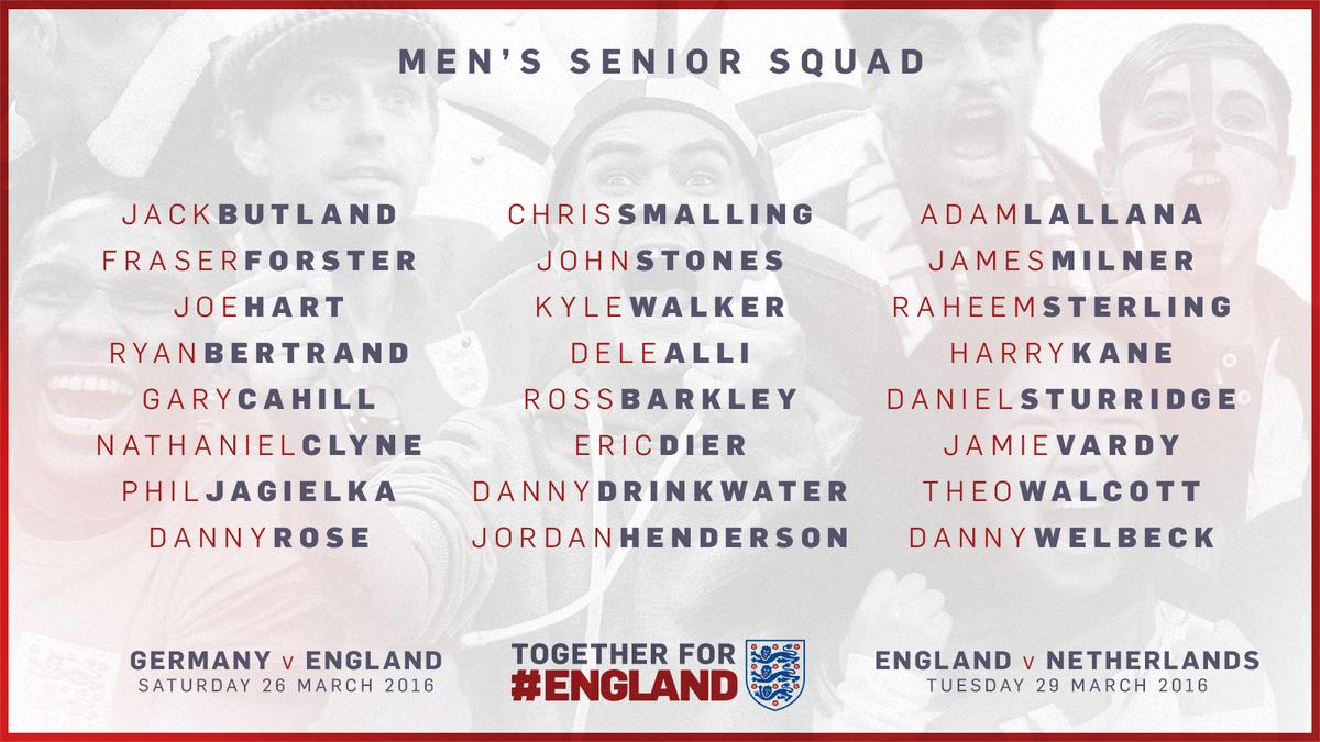 L'équipe national d'Angleterre. - Page 11 CdvwvQMWEAILBl5