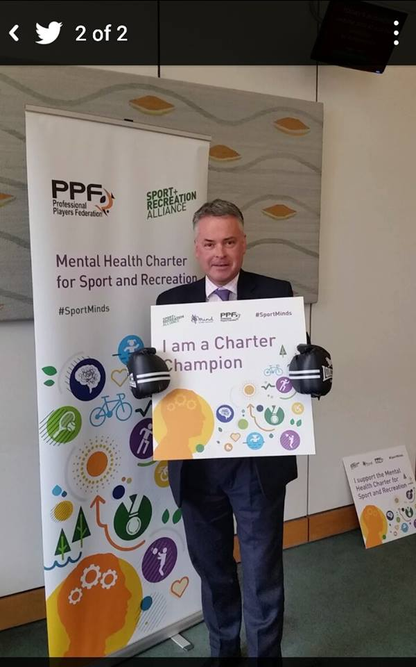 "Meet ""Charter Champion"" MP @timloughton. He's a patron of @MindWestSussex but recently voted to cut ESA by £30 pw https://t.co/ClXVuEWDpu"