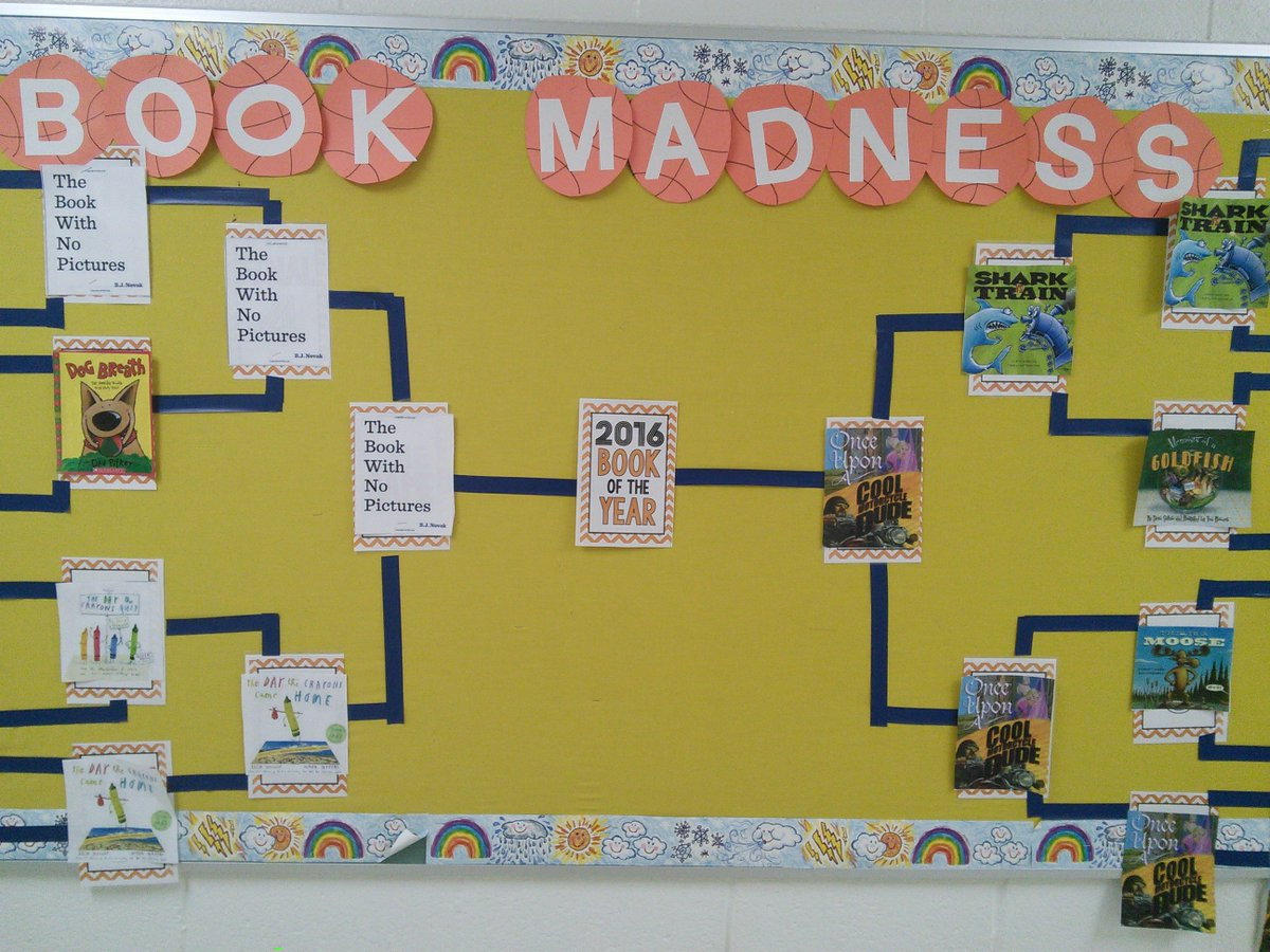 bookmadness hashtag on Twitter
