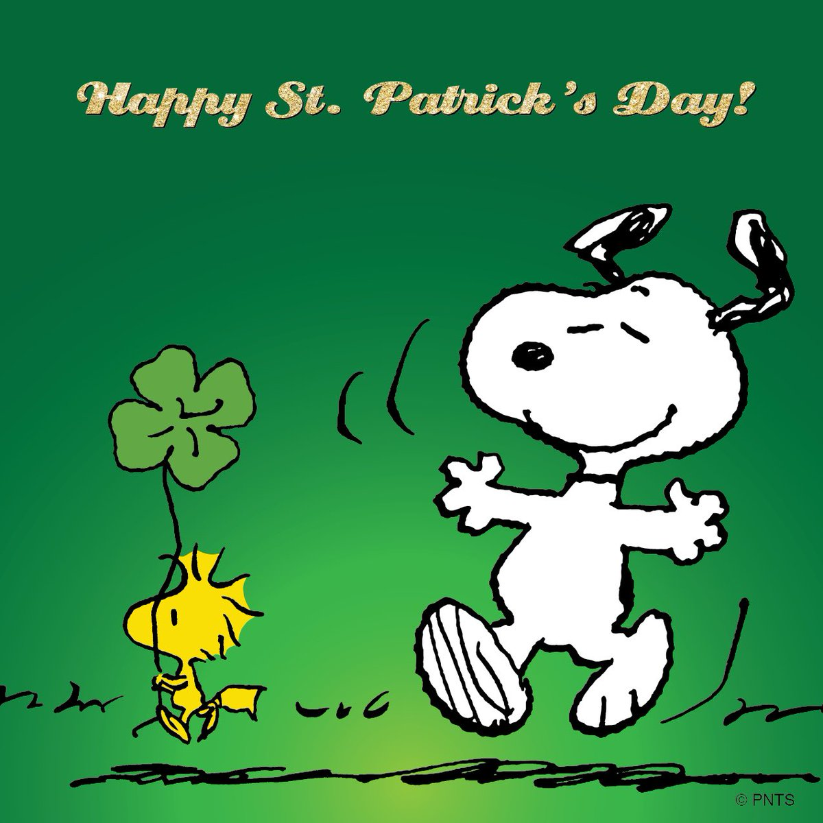peanuts on twitter happy st patrick s day https t co