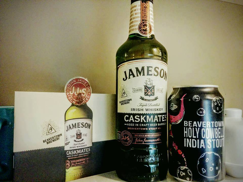 Giving away a bottle of @jamesonwhiskey and a selection of @BeavertownBeer. Retweet and win https://t.co/rvpAdN5ylo https://t.co/0wZRjE84mS