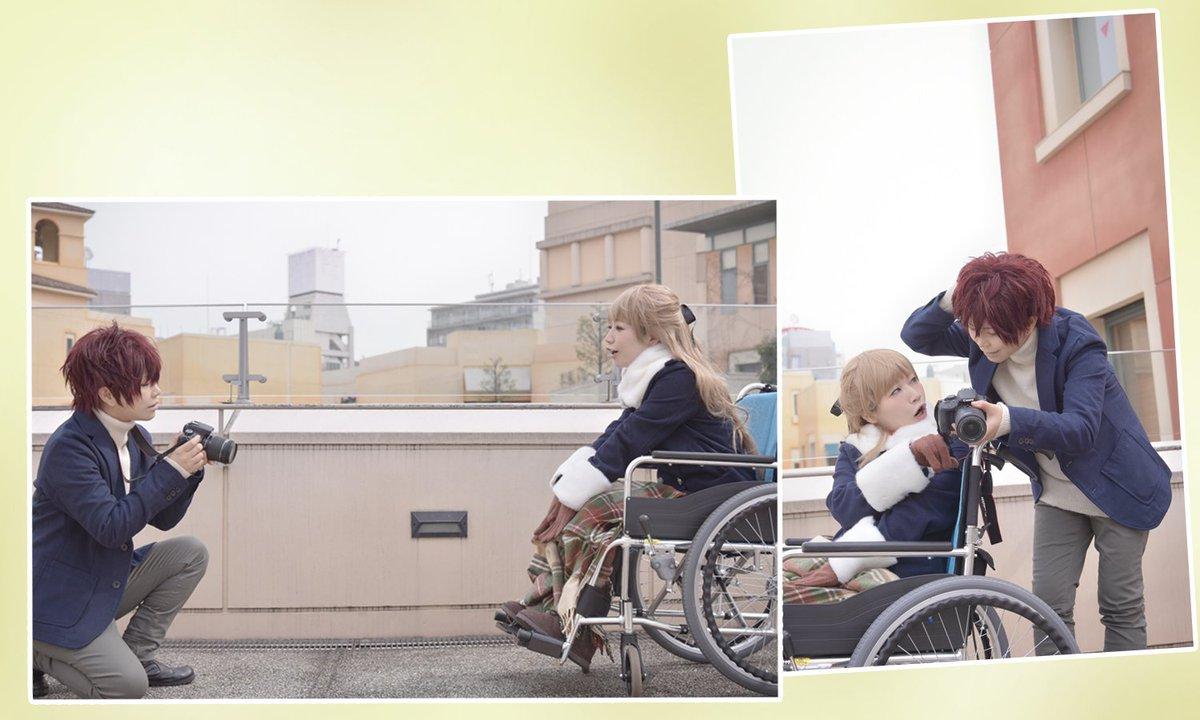 お写真撮ってくれた方が素敵にうpしてくれてたのでRTばっかりでしたが血界たくさん撮ってもらえてるから編集した! ミシェーラ;叶さん(@kyo0x0 ) レオナルド;rat桜 お写真;繭さん(@haku4242 ) #CURAS川崎 https://t.co/5IxIWJZMH2