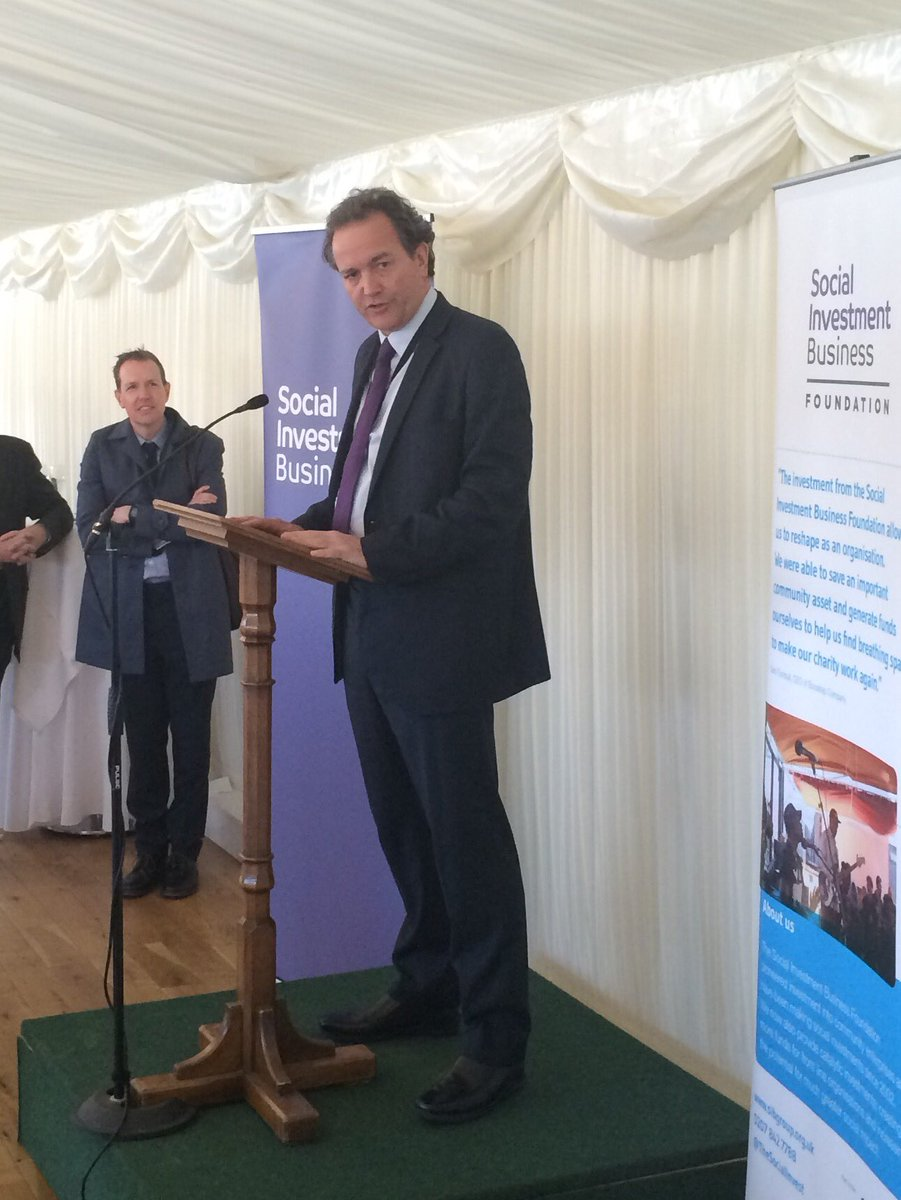 .@nickhurdmp clear that social investment must not wrap itself in jargon but concentrate on changing people's lives https://t.co/RW1Hx1S8F5