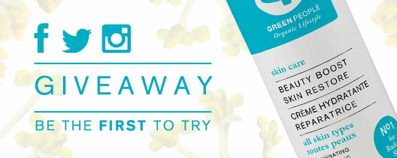 #Giveaway! F+RT to #win a NEW Beauty Boost Skin Restore + be one of the first to try this luxe facial treatment! https://t.co/GTyzwNcuB5