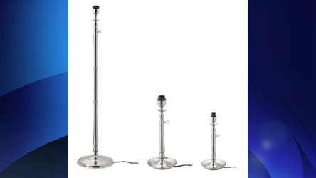 """IKEA richiama anche in Italia le lampade """"GOTHEM"""" per il rischio di scossa. Maxi richiamo nel mondo"""