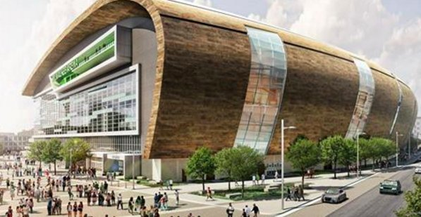 The first detailed designs for the @bucks arena are released today. Take a look. https://t.co/CVotNtdVVm https://t.co/QHdrQNuvPc