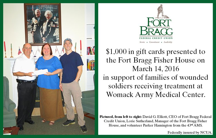 Fort Bragg Federal Credit Union Fayetteville Nc 910 864 2232