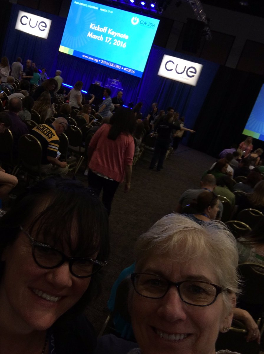 Let's get this thing started! #cue16 #mcmo @MongerSheila https://t.co/8hdFdItJvO