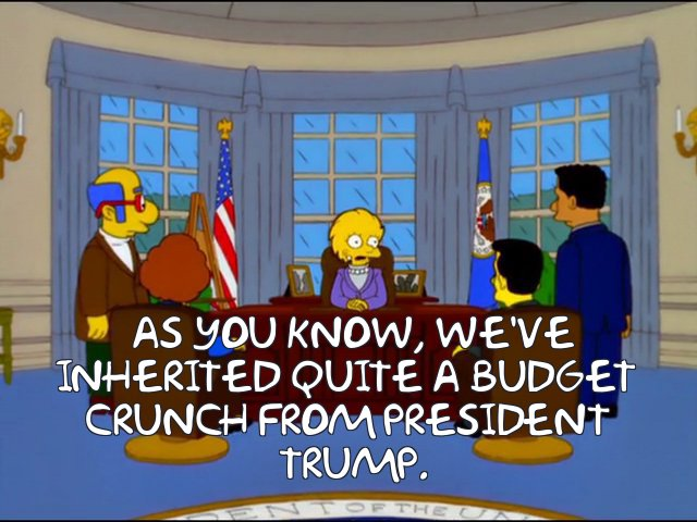 """Replying to @tvaziri: """"The Simpsons"""", S11E17, 'Bart to the Future', original air date March 19, 2000."""