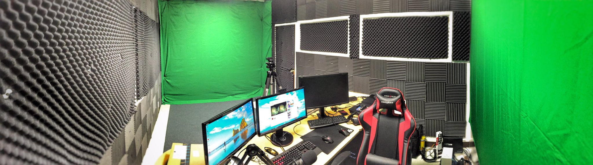 Green Screen A Room