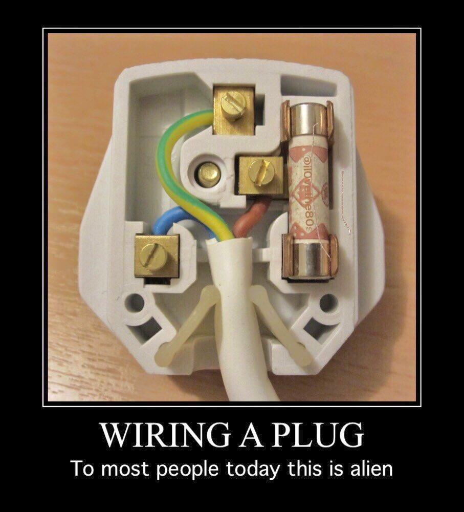 Wiring Plugs Gcse