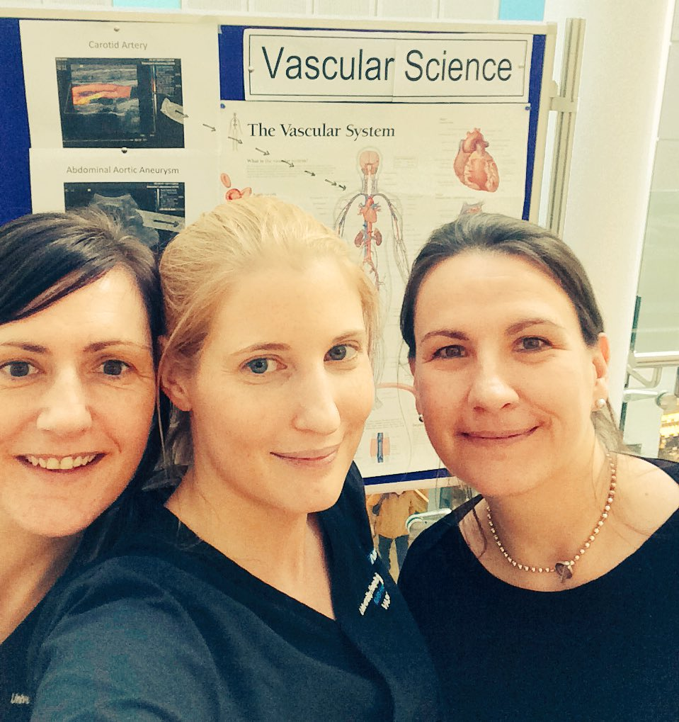 National Healthcare Science Week at the QE @corinnagom @propps1969 @uhbcomms #HCSweek https://t.co/q5Bgi0OStm
