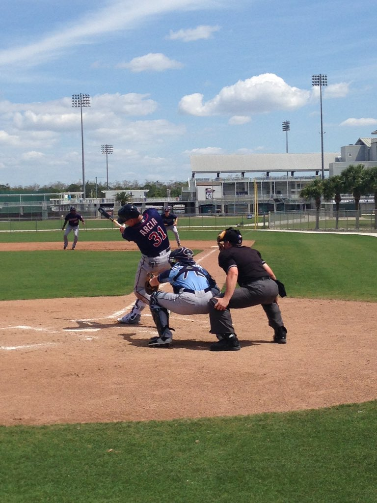 2016 Twins Spring Training Coverage from Fort Myers. 3/17: The action was at the back fields.