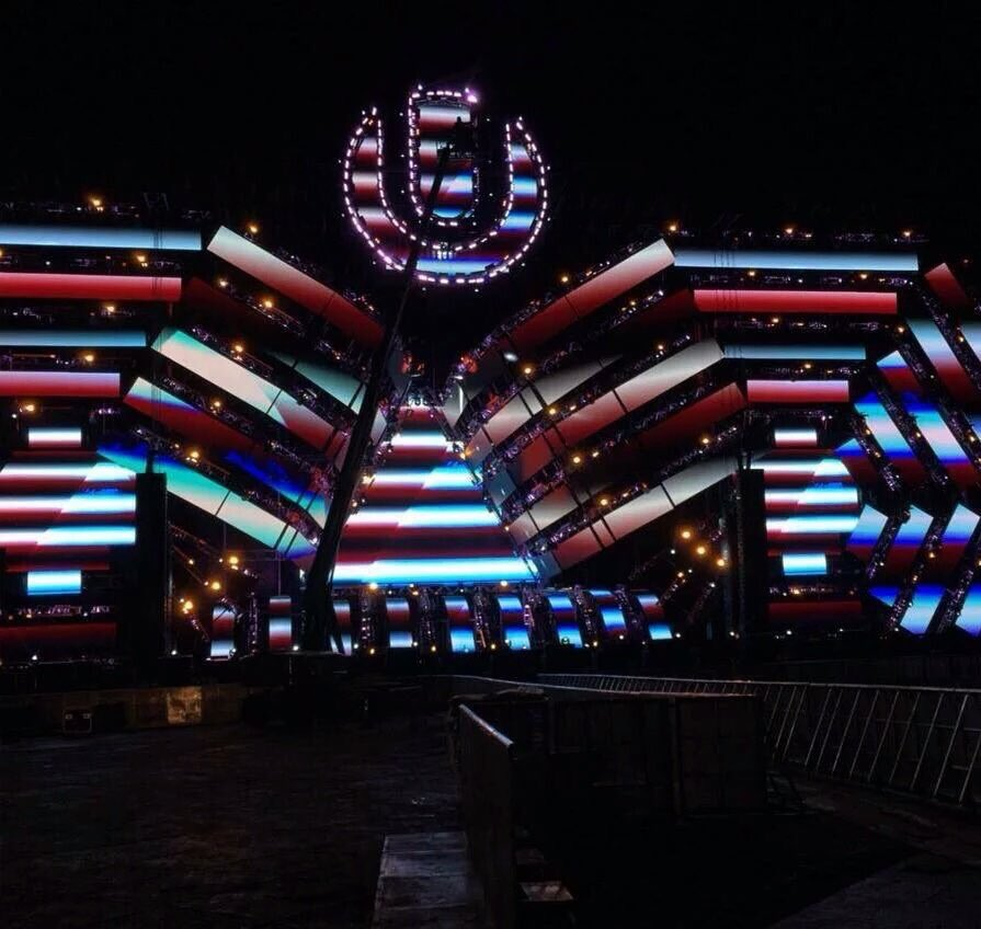 What a Mainstage for #Ultra2016