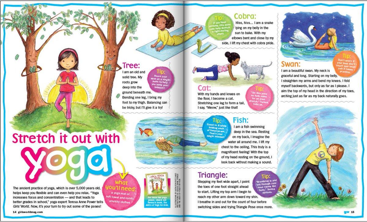 Abc yoga for kids on twitter girlsworldmag abcyogaforkids check abc yoga for kids on twitter girlsworldmag abcyogaforkids check out the june issue of girls world magazine with fun kids yoga poses altavistaventures Images