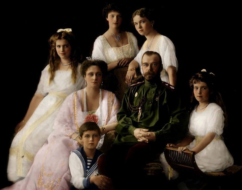 Рождения игорь, картинки николай 2 и его семья