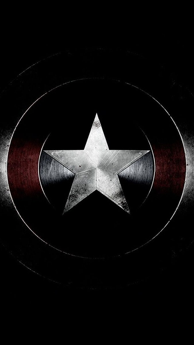 Hd Phone Wallpapers On Twitter Captain America Shield Usa Movie