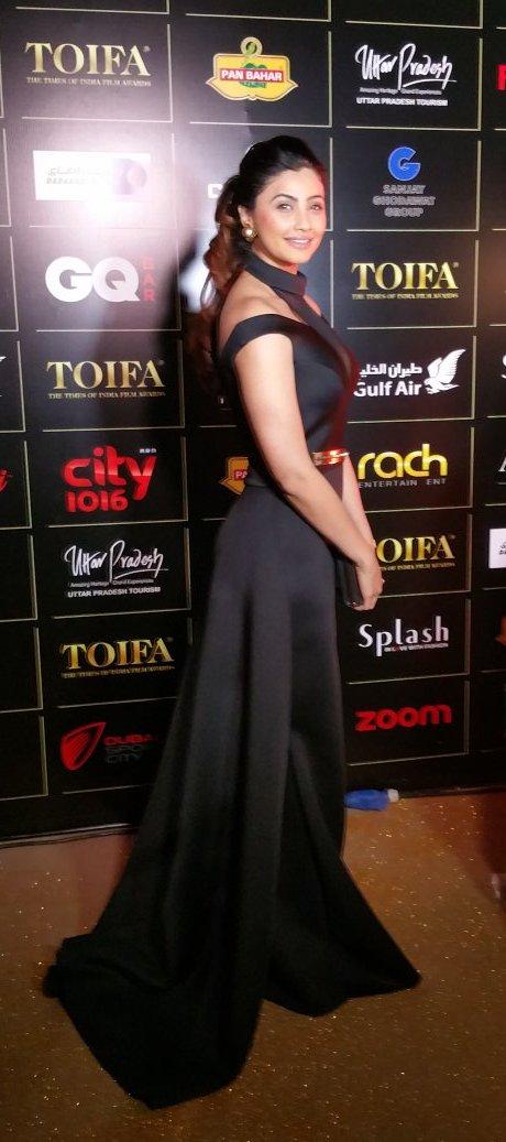 Daisy Shah at TOIFA 2016 Technical Awards in Dubai