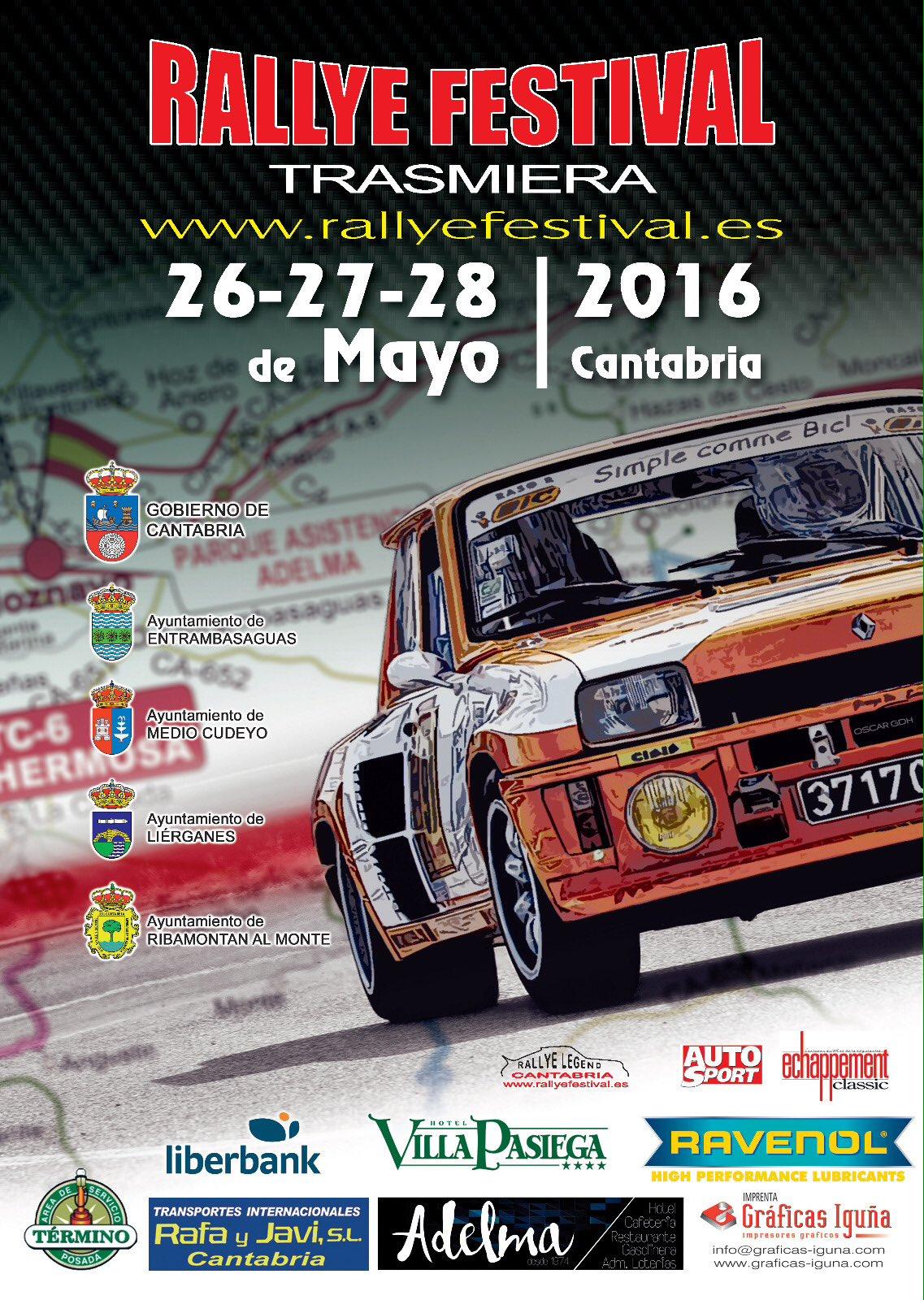 4º Rallye Festival Trasmiera [26-27-28 Mayo] Cdxl0QrWEAMRCm4