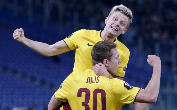 Video: Lazio vs Sparta Praha
