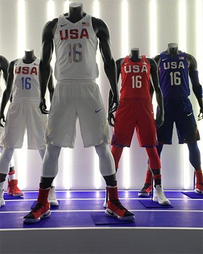 ФОТО. Nike АҚШ терма жамоаси либосини тақдим этди